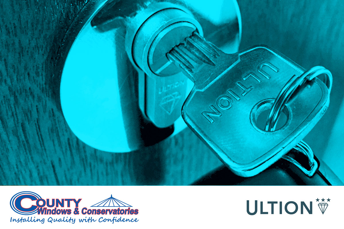 Ultion Locks by County